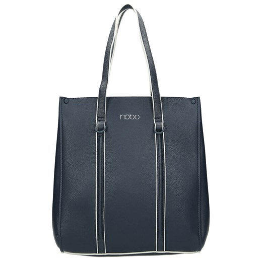 Nobo Woman's Bag NBAG-I0380-C013 Navy Blue Nobo One size Factcool