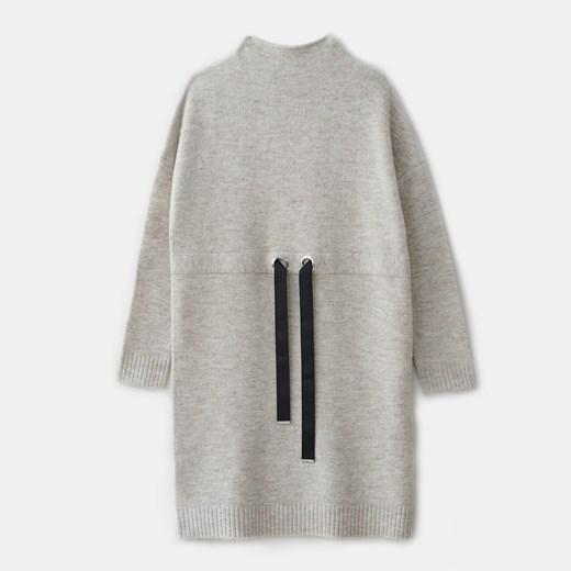 Sweter damski Mohito beżowy Odzież Damska GK beżowy XZOM
