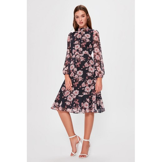 Women's dress Trendyol Floral Patterned Trendyol 42 Factcool
