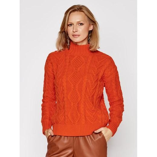 Sweter damski Ralph Lauren Odzież Damska DI czerwony TQHO