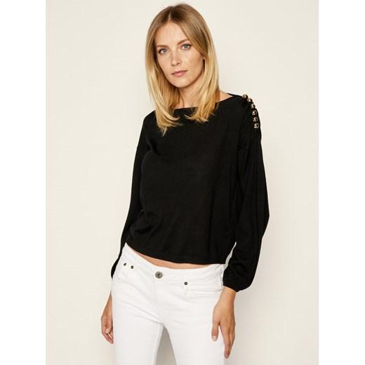 Sweter damski Liu jo czarny Odzież Damska CK czarny CYQH
