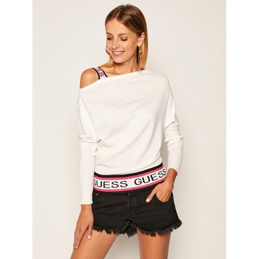 Guess sweter damski biały Odzież Damska GJ WSEN