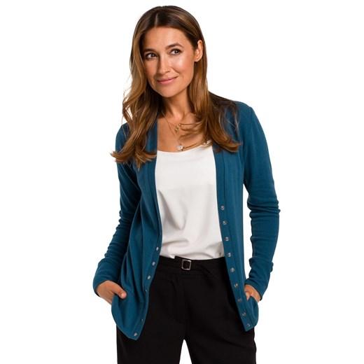 Sweter damski Stylove Odzież Damska NR niebieski KGXS