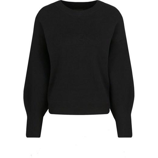 Sweter damski Guess z okrągłym dekoltem Odzież Damska XO AHXY