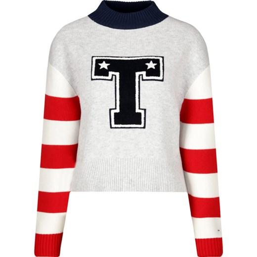 Sweter damski Tommy Jeans Odzież Damska FJ wielokolorowy MFOH