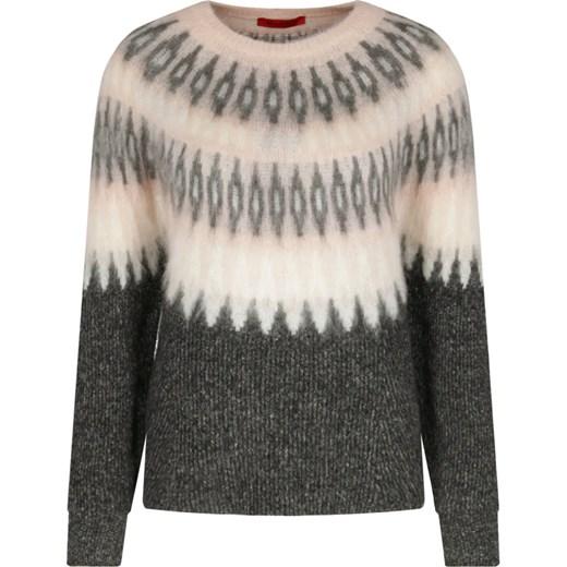 Sweter damski Max & Co. Odzież Damska DF wielokolorowy KEHK