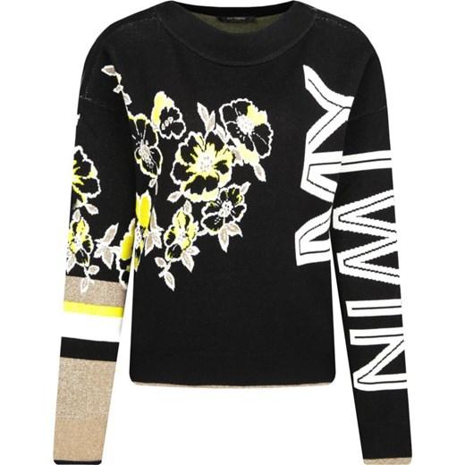 Sweter damski Twinset z okrągłym dekoltem Odzież Damska HB VVBO