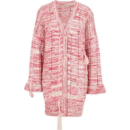 Sweter damski Twinset Odzież Damska DO różowy UVGC