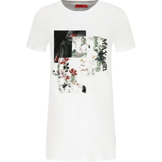 MAX&Co. T-shirt DATTERI | Regular Fit S Gomez Fashion Store