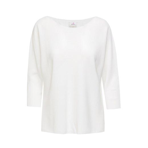 Sweter damski Deha Odzież Damska AY biały HGAW