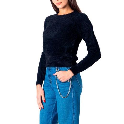 Sweter damski ONLY z okrągłym dekoltem Odzież Damska TE YRVK