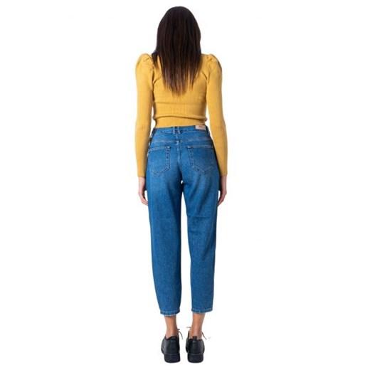 Sweter damski One.0 Odzież Damska FD żółty VAQI