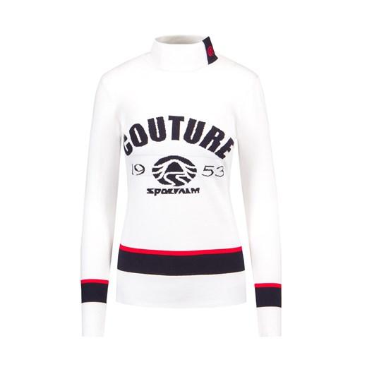 Sweter damski Sportalm Odzież Damska DD biały ATBA