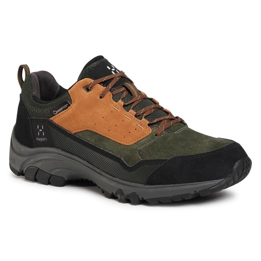Trekkingi HAGLÖFS - Skuta Low Proof Eco Men 498410 Oak/Deep Woods Haglöfs 42 2/3 eobuwie.pl