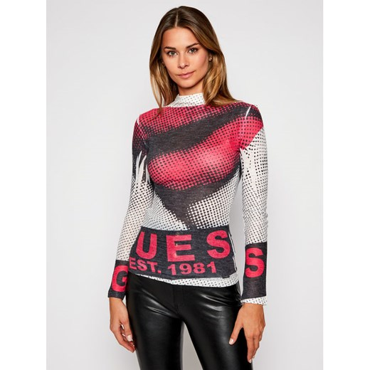 Sweter damski wielokolorowy Guess Odzież Damska WG KQOX