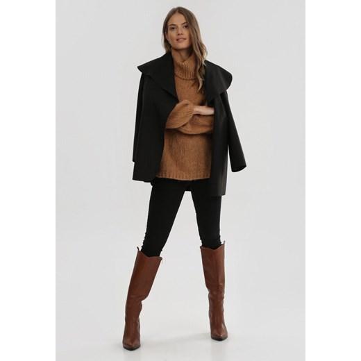 Sweter damski Born2be Odzież Damska AI beżowy APEX