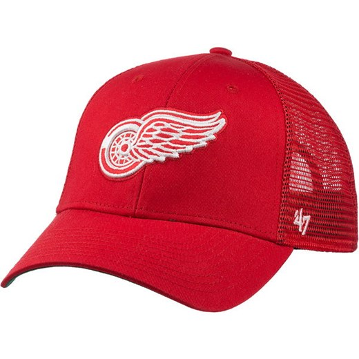 Czapka z daszkiem NHL Detroit Red Wings Branson '47 MVP 47 Brand 47 Brand One Size SPORT-SHOP.pl