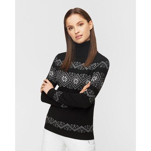 Sweter damski Newland Odzież Damska TL czarny CYAG