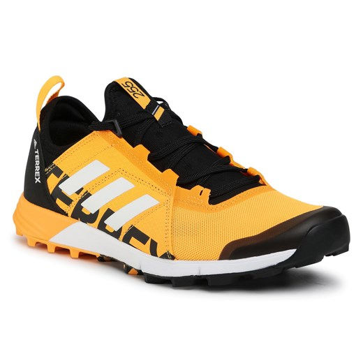 Buty adidas - Terrex Speed FW0107 Solar Gold/Chalk White/Core Black 44 eobuwie.pl