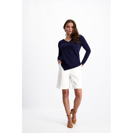 Sweter damski Lavard Odzież Damska PV niebieski MMHB
