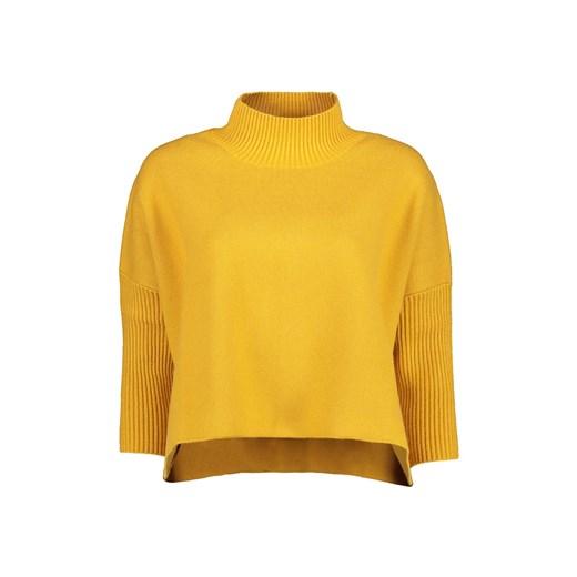 Sweter damski Lavard Odzież Damska SA żółty WIXX