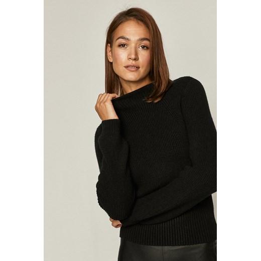 Sweter damski Medicine Odzież Damska VF czarny GXTC