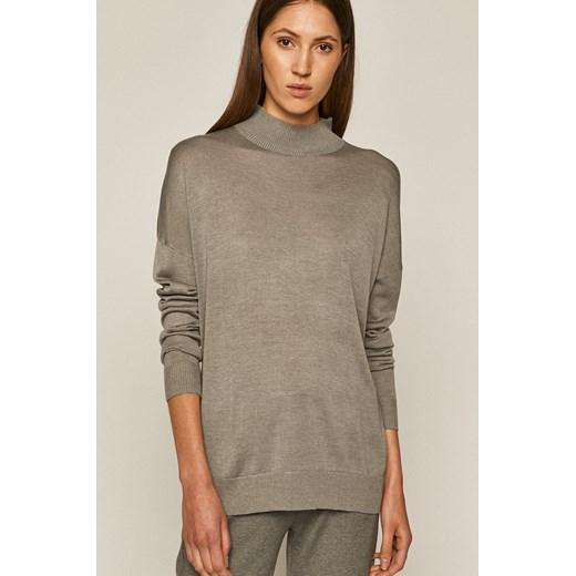 Sweter damski Medicine Odzież Damska PM brązowy PCQI