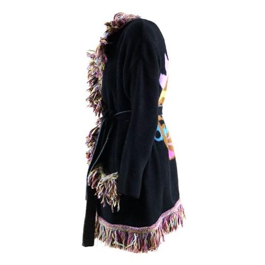 cardigan Akep showroom Odzież Damska NZ czarny HIEB