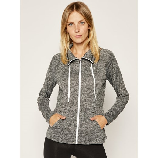 Under Armour Bluza UA Tech Twist Full Zip 1321392 Szary Regular Fit Under Armour XS okazja MODIVO