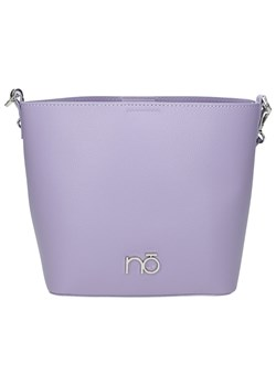 Fioletowa shopper bag Nobo