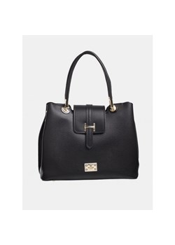 Bessie London Black Handbag