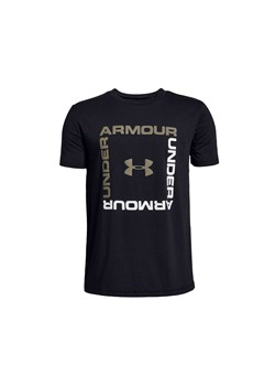 T-shirt chłopięce Under Armour