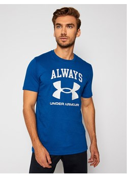 T-shirt męski Under Armour na wiosnę