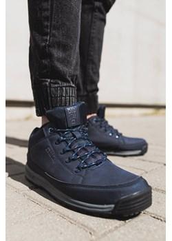 Buty Meskie Sneakersy New Balance H754lfn Sneakerstudio Pl Niebieski Marynarski W Domodi
