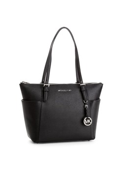 Shopper bag Michael Kors czarna na ramię