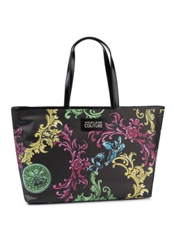 Shopper bag Versace Jeans na ramię