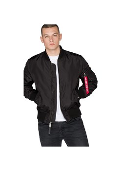 Kurtka męska Alpha Industries gładka casualowa