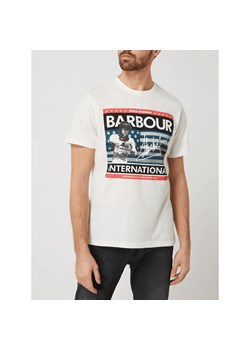 T-shirt męski Barbour International™ z krótkimi rękawami