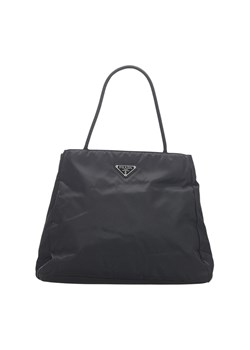 Shopper bag Prada czarna