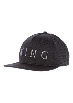 King Apparel AESTHETIC Czapka z daszkiem black