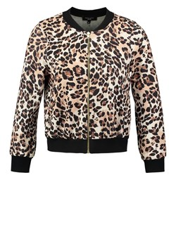 New Look Petite Kurtka Bomber brown pattern