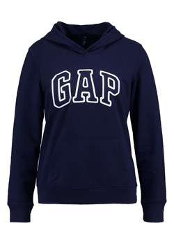 GAP Bluza z kapturem navy uniform