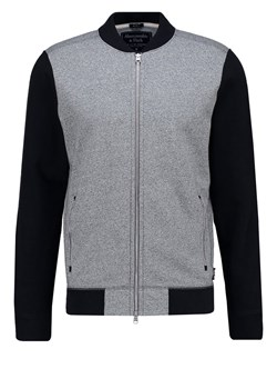 Abercrombie & Fitch VARSITY MUSCLE FIT   Bluza rozpinana heather grey