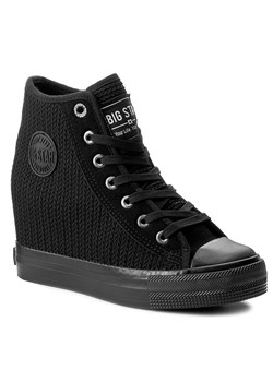 Sneakersy BIG STAR - Y274049 Black