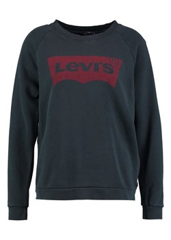 Levi's® RELAXED GRAPHIC CREW Bluza batwing caviar
