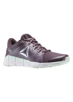 Granatowe buty sportowe damskie reebok, wiosna 2020 w Domodi