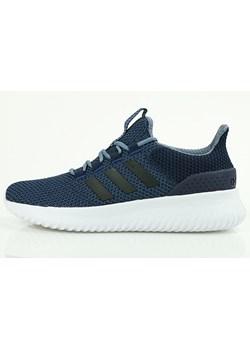Buty Adidas Cloudfoam groove > aq1427 niebieski Fabrykacen w