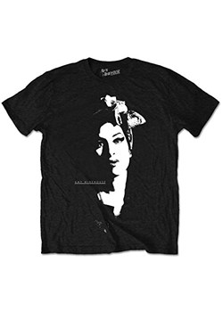 T-shirt męski Amy Winehouse - Amazon