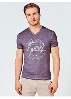 T-shirt męski Guess