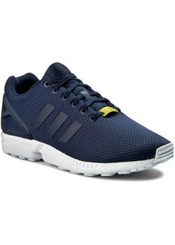 Buty sportowe damskie Adidas zx płaskie sznurowane